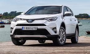 2016 Toyota RAV4 Hybrid One Limited Edition Marks European Debut ...