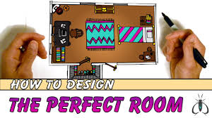 how to design your room floor plan step by step animated art lesson for kids you