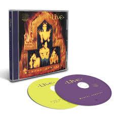 <b>Mental Jewelry</b> 25th Anniversary Deluxe (2 CD Set) – Friends of <b>Live</b>