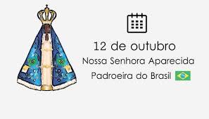 Dia de Nossa Senhora Aparecida, Padroeira do Brasi - Câmara de Vereadores -  Medianeira / PR