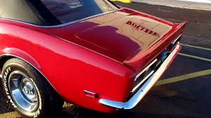 1968 CHEVROLET CAMARO -CONVERTIBLE SS WITH 4 SPEED -SWEET RIDE ...