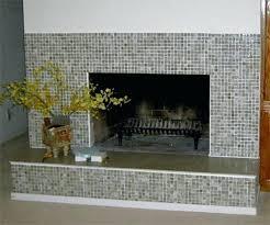 fireplace tile ideas tiles modern gallery designs photos