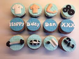 Cupcake Designs For Men Gym Cupcakes Beautiful Cupcakes Birthday Cakes For Men