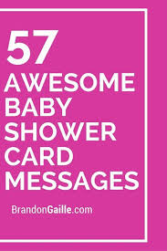 Baby Card Notes 59 Awesome Baby Shower Card Messages Baby Shower Card