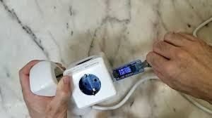 <b>Gocomma 1100 Magic</b> Cube 4 Socket EU Dual USB Travel Charger ...