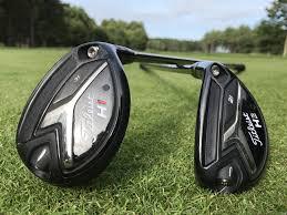 818 Hybrid Chart Titleist 818 Hybrids Review Golf Monthly Gear Reviews