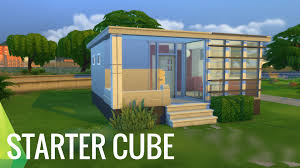 Small Picture The Sims 4 Building the Starter Cube YouTube
