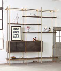 Revolver  a display and storage system based on a reversible shelf design.  Revolver is