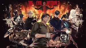 Myra Hanson - The Evil Within 2 - Zerochan Anime Image Board