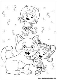 Small Picture Umizoomi coloring picture Coloring Pages Pinterest Digi