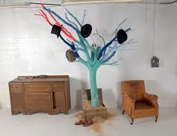 Ghost Tree Coat Rack Nic Parnell at Designersblock 100 verydesignersblock 64