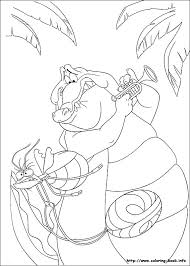 Small Picture The Princess and the Frog coloring pages on Coloring Bookinfo