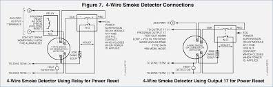 4 wire smoke alarm wiring diagram wiring A Smoke Detector Electrical Wiring in Series Diagram vista 50p wiring diagram stolac org electric smoke alarms with wire 4 wire smoke alarm wiring diagram