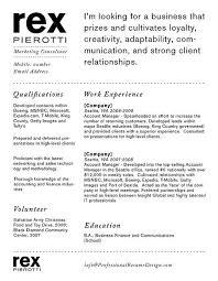 Professional Resume Design Rex Resume Writing Examples