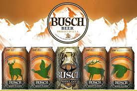 busch light beer is once again asking and light beer fans to go hunting for gold busch light beer
