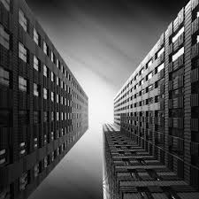 famous architectural buildings black and white. Tunnel Vision Famous Architectural Buildings Black And White H