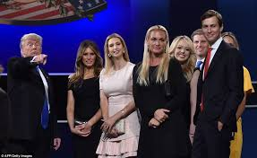 Image result for trump family pic