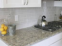 Grouting Kitchen Backsplash Property