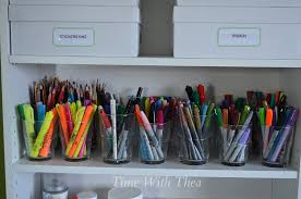 office supply storage ideas. Inexpensive Ideas For Storing Craft Supplies ~ I Share How Store My Using Office Supply Storage U