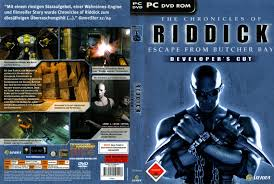 The Chronicles of Riddick - Escape from Butcher Bay | PC Covers | Cover  Century | Over 500.000 Album Art covers for free