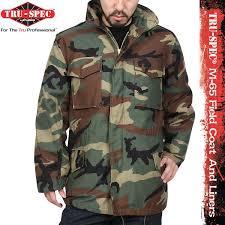 tru spec m 65 field jacket w liners