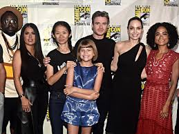 The eternals were created by the famous jack kirby in the 1970s. The Eternals Marvel Confirms Avengers Endgame Sets Up Film Angelina Jolie Richard Madden S Roles Explained Pinkvilla