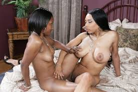 Black lesbian with strapons