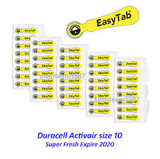 Duracell Battery Sizes Chart Duracell Size 10 Hearing Aid Batteries Freshest Batteries Exp 2020 We Ship Today Ebay