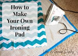 How to Make an Ironing Pad (Life is {Sew} Daily) | Ironing pad ... & How to Make an Ironing Pad (Life is {Sew} Daily) Adamdwight.com