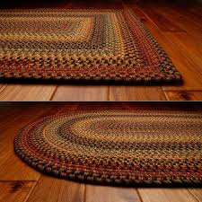 budapest wool braided rectangle rug tap to expand