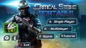نتيجة بحث الصور عن تحميل لعبة Critical Strike CS مهكرة للأندرويد