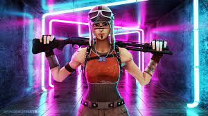 1366x768 Renegade Raider Fortnite with ...