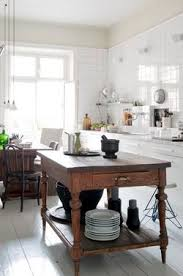 Best Kitchen Work Tables Ideas On Pinterest Bench For Dining