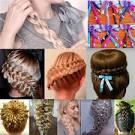 Плетение косы с 4 прядями инструкция