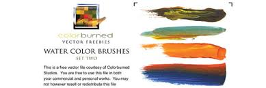free watercolor brushes illustrator 32 awesome free illustrator brushes for design and artwork geeks