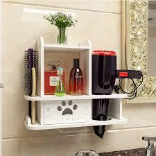 <b>Bathroom Rack Toilet Storage</b> Rack <b>Hairdryer</b> Rack Toilet Toiletries ...