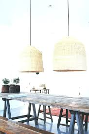woven ceiling light white woven pendant light bohemian a rattan pendant lights perpetually chic bailey woven white light pendant woven basket ceiling lamp