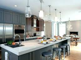 hanging pendant lights over kitchen island light fixtures for square fixture 3 above height to hang