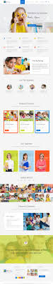 Kids School Website Template Thumbs Up Primary Is A Nice And Creative Kids