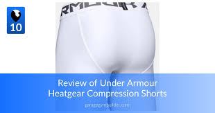 Under Armor Compression Shorts Size Chart Review Of Under Armour Heatgear Compression Shorts