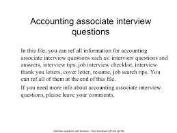 Accounting Interview Questions accountingassociateinterviewquestions100100jpgcb=100403244905 7