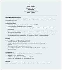 Best Resume Templates For Word Impressive Traditional Resume Template Word Best Resume Examples Sample Resume