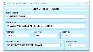 Draw Tickets Template Numbered Raffle Ticket Template Elegant New Another Word For