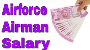 Airman Pay Chart 2016 Salary Of Airforce Airman Group X Group Y