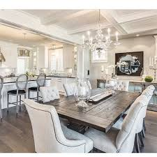 rustic glam has stolen my heart thanks to this beautiful design by gregoryfunk love the way the ceiling is being white it doesn t make the ceiling feel