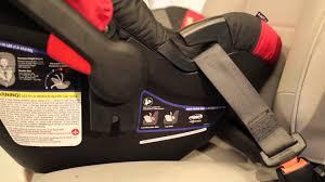 britax b safe 35 35 elite infant car seat installation