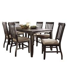 dining room table sets. Ashley Dresbar 7 Piece Rustic Farmhouse Dining Set Room Table Sets