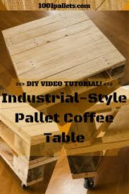 DIY Pallet Coffee Table Tutorial  DIY Cozy HomePallet Coffee Table Diy