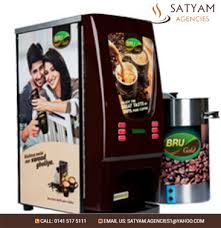 Tea Coffee Vending Machine Suppliers Magnificent Satyam Agencies Tea Coffee Vending Machine In Jaipur Buy Tea