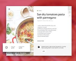 Dribbble - Day-05-Recipe-Card-Widget.png By Alek Manov